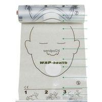 Pozostałe artykuły medyczne, Maski do sztucznego oddychania z filtrem 50 szt w rolce