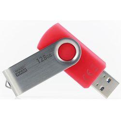 Pamięć GOODRAM Twister UTS3 128GB Czerwony + Zamów z DOSTAWĄ JUTRO! + DARMOWY TRANSPORT!
