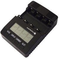 Ładowarki do akumulatorków, ładowarka profesjonalna everActive NC-3000