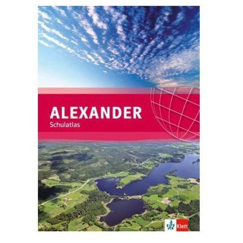 Pozostałe książki, Alexander SchulAtlas, Neuausgabe