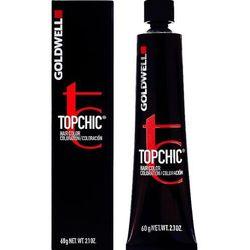 Goldwell topchic profesjonalna farba do włosów 60 ml 4-v średni fioletowy brąz