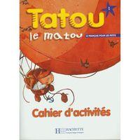 Książki do nauki języka, Tatou Le Matou 1 Zeszyt Ćwiczeń (opr. miękka)
