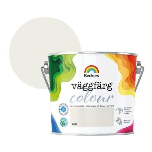 Farby, Farba lateksowa Beckers Vaggfarg Colour swan 2,5 l