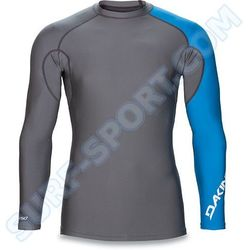 Lycra Dakine Twilight L/S Snug Fit 2017 Gunmetal