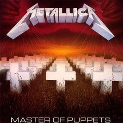 Master Of Puppets - Metallica (Płyta winylowa)