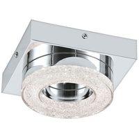 Lampy sufitowe, Eglo 95662 - LED Kryształowa lampa sufitowa FRADELO LED/4W/230V