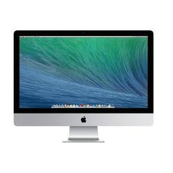 Komputer All-in-One APPLE iMac 27 Retina 5K MNE92ZE/A/D3 i5 3.4GHz/8GB/SSD512GB/Pro570/MacOS. Klasa energetyczna Intel Core i5
