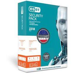 ESET Security Pack 3+3 12 miesięcy kontynuacja Autoryzowany dystrybutor