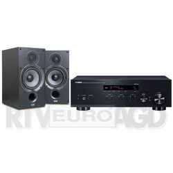 Yamaha MusicCast R-N303D, Elac Debut 2.0 B6.2 (czarny)