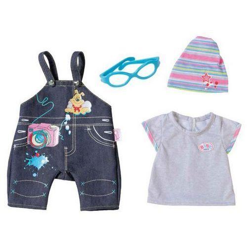 Ubranka dla lalek, Baby born Deluxe Jeans Collection Ubranko dla lalki