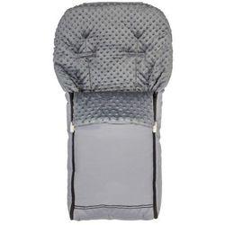 Śpiworek śpiwór do wózka popiel minky