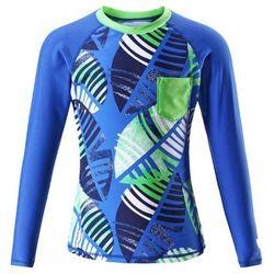Reima koszulka dziecięca z długim rękawem Bay UV 50+ 128 niebieska - BEZPŁATNY ODBIÓR: WROCŁAW!