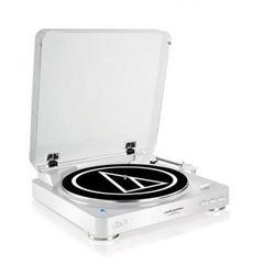 AUDIO-TECHNICA AT-LP60 BT biały