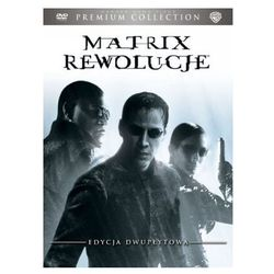 Matrix: Rewolucje. Premium Collection (2 DVD)