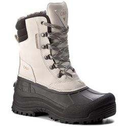 Śniegowce CMP - Kinos Wmn Snow Boots Wp 3Q48866 Rock A121