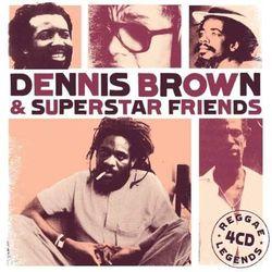 Reggae Legends - Brown & Superstar Friends, Dennis (Płyta CD)