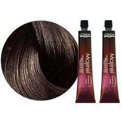 Loreal Majirel | Zestaw: trwała farba do włosów - kolor 5 jasny brąz 2x50ml