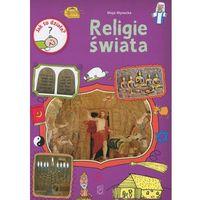 Książki dla dzieci, Jak to działa? Religie świata (opr. twarda)