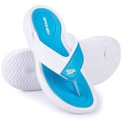 Klapki basenowe SPOKEY Chillout Niebiesko-Biały (rozmiar 37)