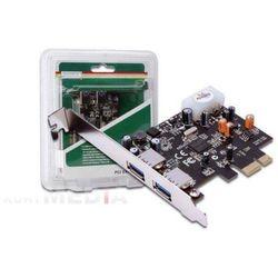 Kontroler PCI Express 2x USB 3.0 Digitus