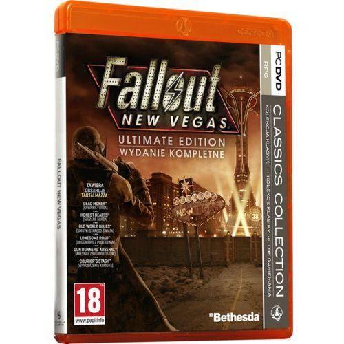 Gry na PC, Fallout New Vegas Ultimate (PC)