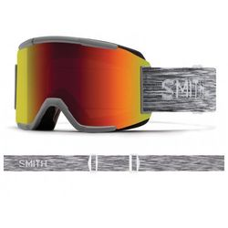 Gogle Smith Squad Cloudgrey Red Sol-x/Yellow S3/S1
