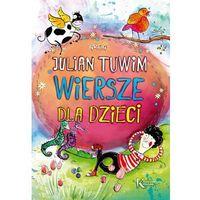 Książki dla dzieci, Julian Tuwim - Wiersze dla dzieci KOLOR Tw GREG (opr. twarda)