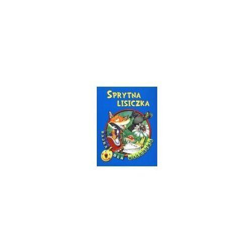 Książki dla dzieci, Bajka dla maluszka - sprytna lisiczka (opr. broszurowa)