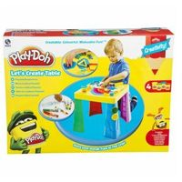 Kreatywne dla dzieci, Play Doh Kreatywny Stolik 4147 Hasbro