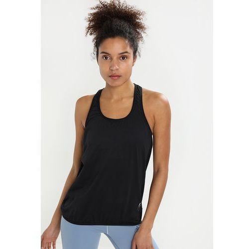 Pozostała odzież sportowa, Venice Beach KULER Koszulka sportowa black