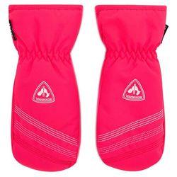 Rękawice narciarskie ROSSIGNOL - Jr Popy Impr M RLJYG06 Pink Fuchsia 374