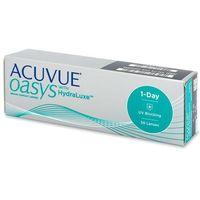 Soczewki kontaktowe, Acuvue 1-Day Oasys HydraLuxe 30 szt