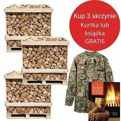 Buk Drewno Suche Skrzyniopaleta 1MP