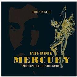 Freddie Mercury - MESSENGER OF THE GODS - THE SINGLES