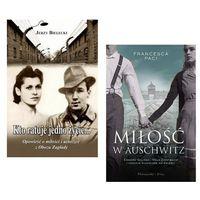 Pozostałe książki, PAKIET Miłość w Auschwitz. Edward Galiński, Mala Zimetbaum + Kto ratuje jedno życie
