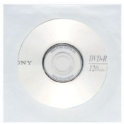 Płyta DVD-R SONY 4.7GB 16x Koperta (1 sztuka)