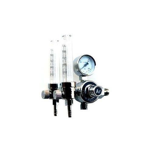 Pozostałe narzędzia spawalnicze, REDUKTOR CO2/ARGON 2 ROTAMETRY