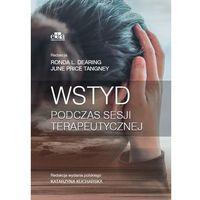 Książki medyczne, Wstyd podczas sesji terapeutycznej (opr. twarda)