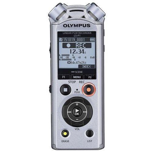 Dyktafony, Olympus LS-P1