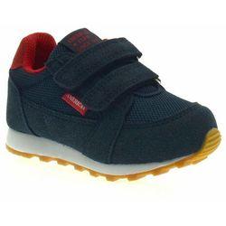 Dziecięce buty sportowe American Club ES12/21 Granatowe