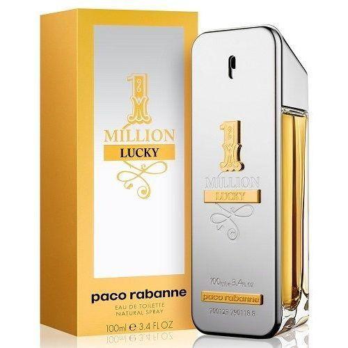 Pozostałe zapachy, PACO RABANNE One Million Lucky EDT 100 ml Dla Panów