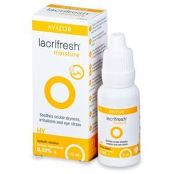 Lacrifresh Moisture, 15 ml