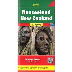 Nowa Zelandia mapa 1:700 000 Freytag & Berndt (opr. twarda)
