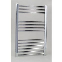 ZESTAW: Grzejnik łazienkowy York 500x800 + Kątowy zawór termostatyczny z zaworem odcinającym
