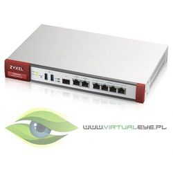 Zyxel VPN100 Advanced VPN Firewall 100xVPN 2xWAN 4xLAN/DMZ 1xSFP VPN100-EU0101F
