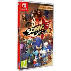 Sonic Forces D1 Edition (NSWITCH) PL