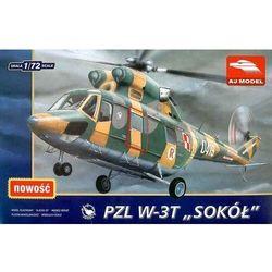 Model plastikowy helikopter pzl w-3t sokół