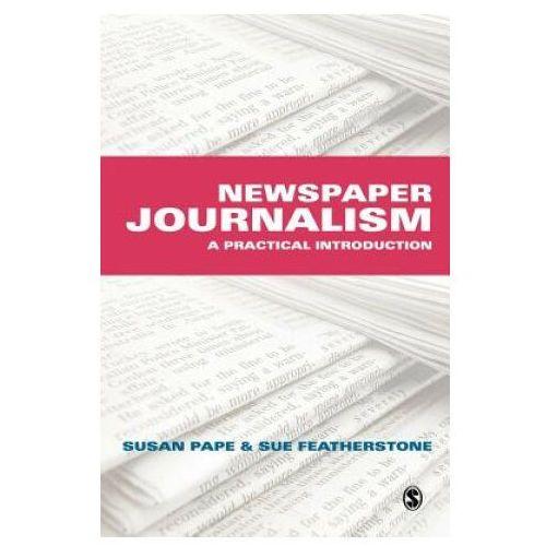 Biblioteka biznesu, Newspaper Journalism (opr. miękka)