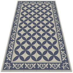 Nowoczesny dywan na balkon wzór Nowoczesny dywan na balkon wzór Wzór Azulejos