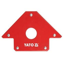 Kątownik spawalniczy Yato magnetyczny 102 x 155 x 17 mm